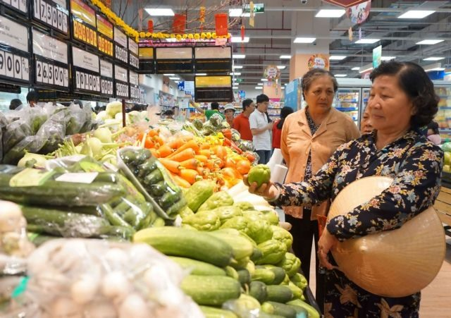 Saigon Co.op opens 3 new Co.opmart supermarkets