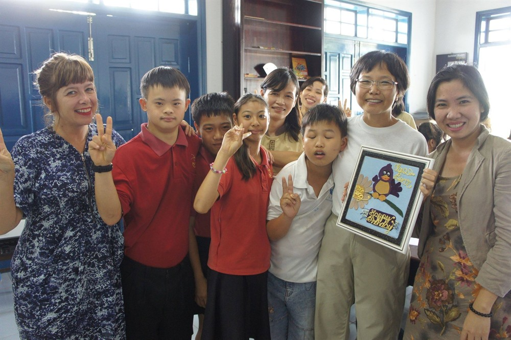 Fears for future of special needs school in central Việt Nam