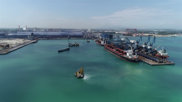 Hòa Phát posts surging imports from Australia