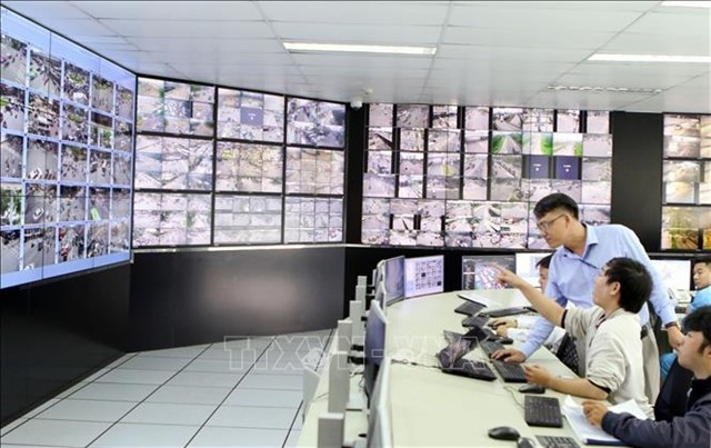 Apps technology use improve traffic management in HCM City