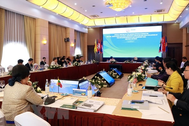 Việt Nam chairs SOM for ASEAN Socio-Cultural Community