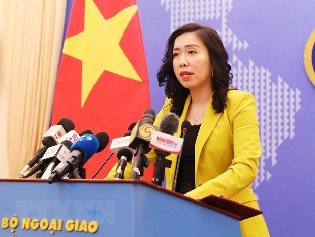 Việt Nam rejects Chinas so-called nine-dash line in East Sea