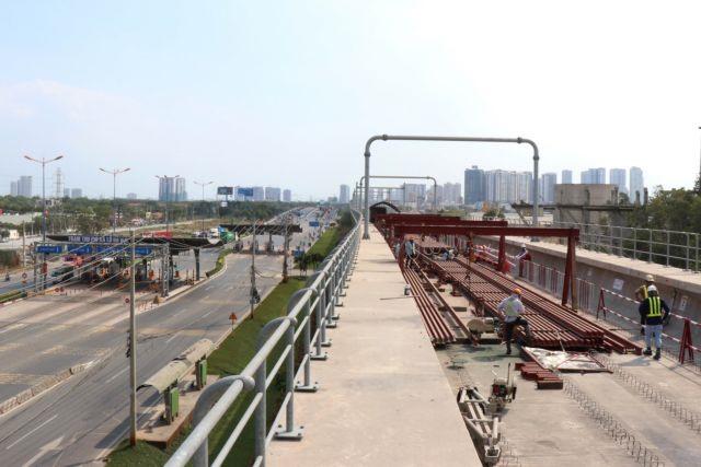 First metro line will havetrial run in third quarter