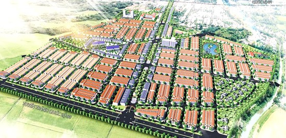 Construction begins on new urban area in An Giang