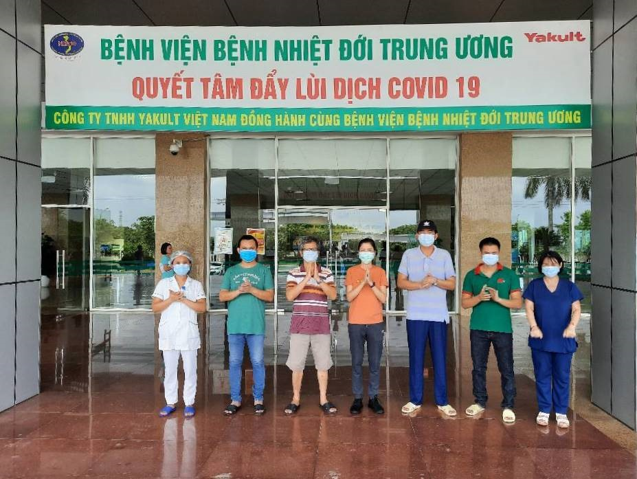 Five more patients recover from COVID-19 total hit 365