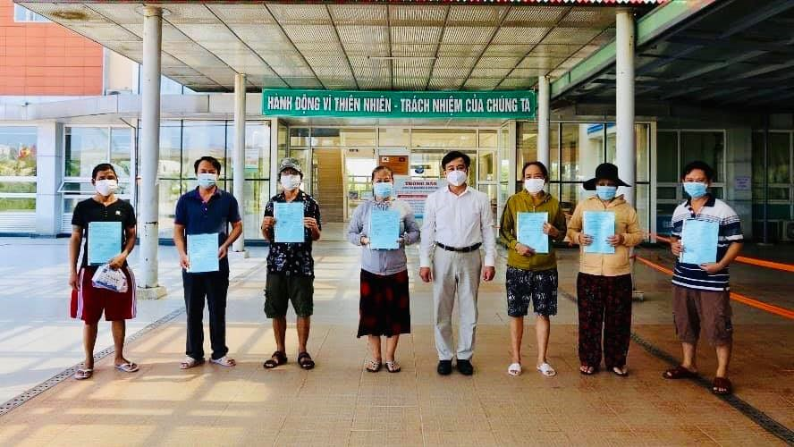 13 COVID-19 patients recover in Quảng Nam Province total at 768