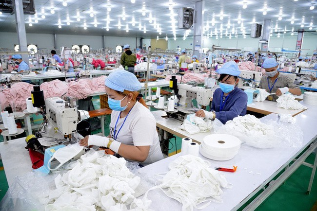 VNs exports maintain growth despite pandemic