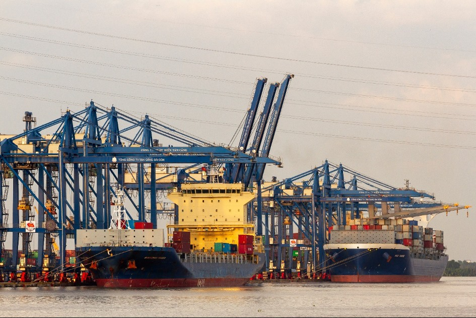 Investments in deep-water ports paying off
