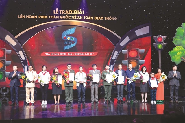 National film contest on traffic safety kicks off