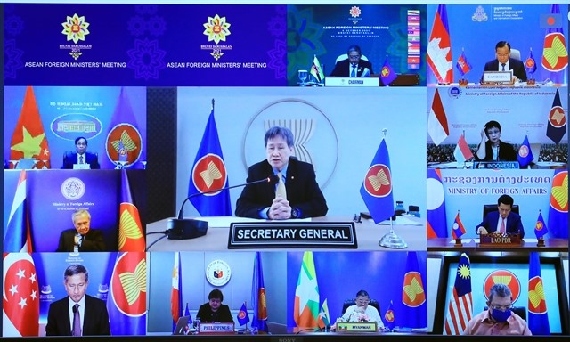 Việt Nam called for ASEAN unity centrality in face of increasingly fierce and profound strategic competition