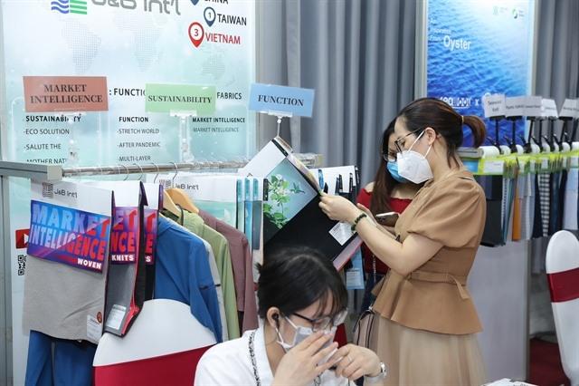 Taiwan Textile Roadshow opens in Hà Nội