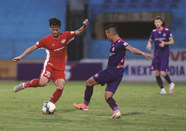 Viettel face tough draw in AFC Champions League