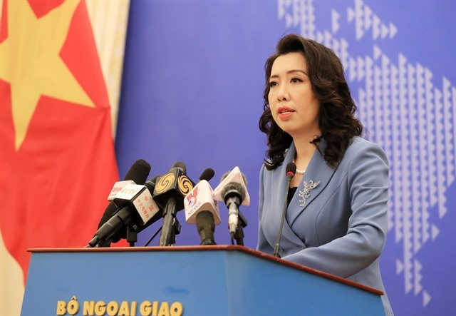 VN seriously concerned about Myanmar situation asks for safeguarding of its citizens
