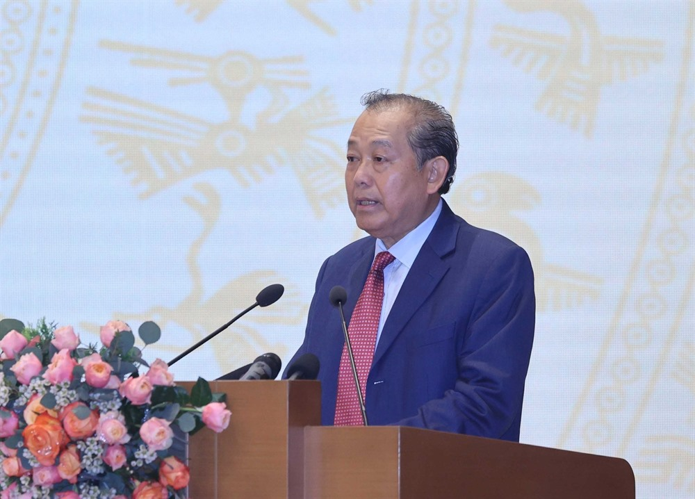 Public administrative reform crucial to countrys development: Deputy PM