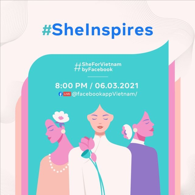 Facebook launches SheForVietnam programme to empower Vietnamese women