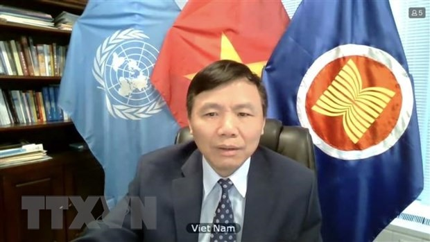 Việt Nams ambassador urges improved awareness of womens role in peace processes