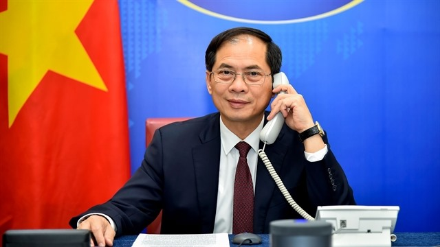 Foreign minister elaborates on priorities for Việt Nams diplomatic sector