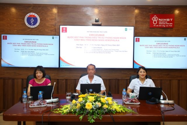 Prophylaxis treatment brings hope for haemophilia patients in Việt Nam