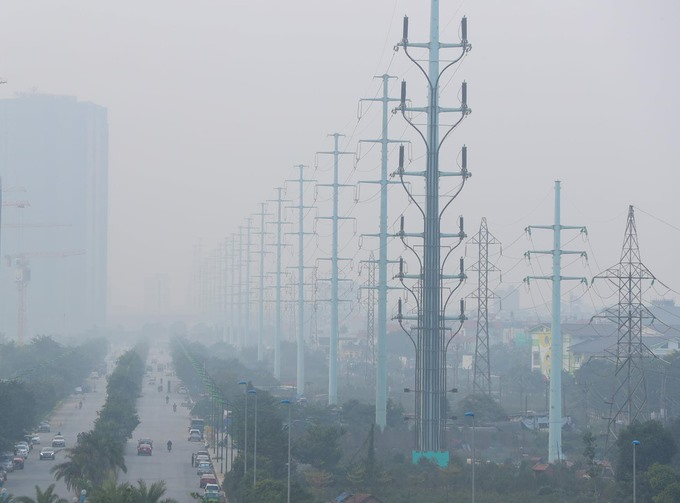 HàNội authorities advised to work with nearby provinces to control air quality