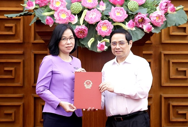 New VNA director officially appointed by PM