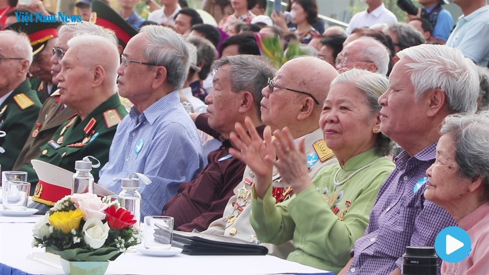Event held to celebrate 65th capital liberation day