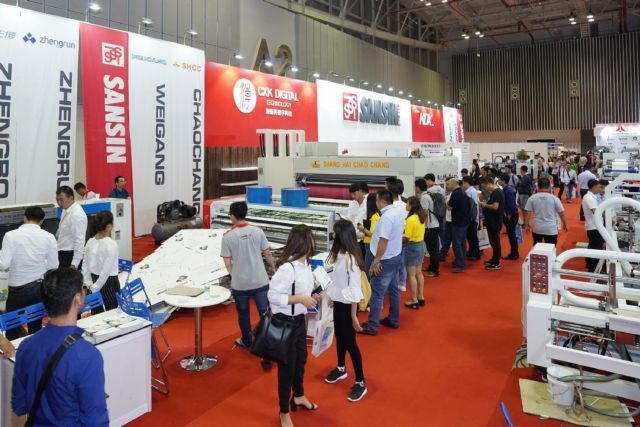 Printing packaging industries exhibition attracts over 375 companies