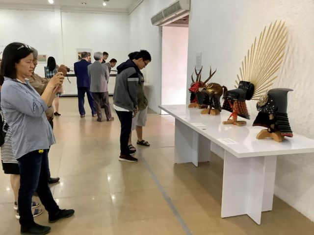 Exhibition on Japanese martial arts opens in HCM City