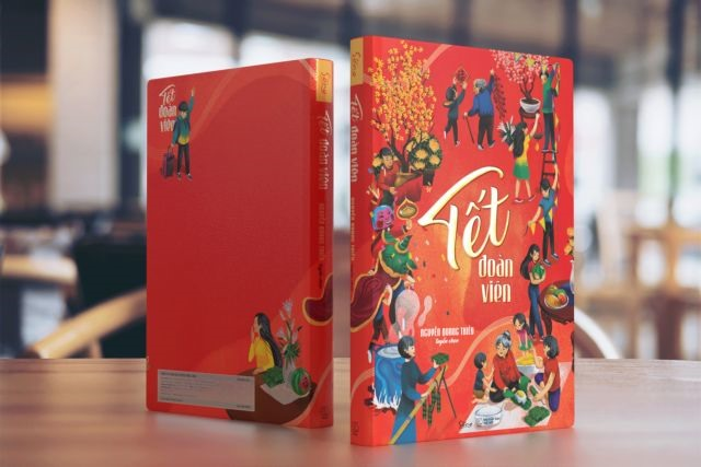 New books celebrating Tết released