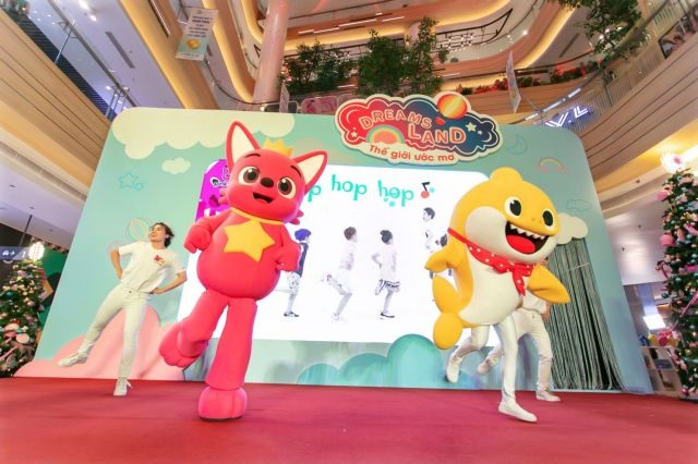 Childrens beloved cartoon charactors to perform in VN