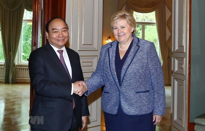 Norway is Việt Nams important partner in Northern Europe: PM