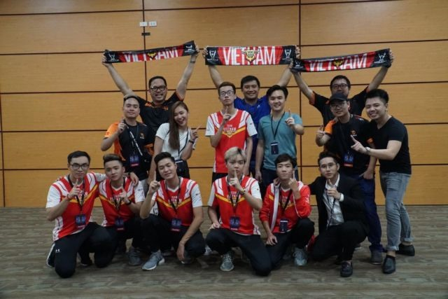 Việt Nam is contender for SEA Games e-sport competition