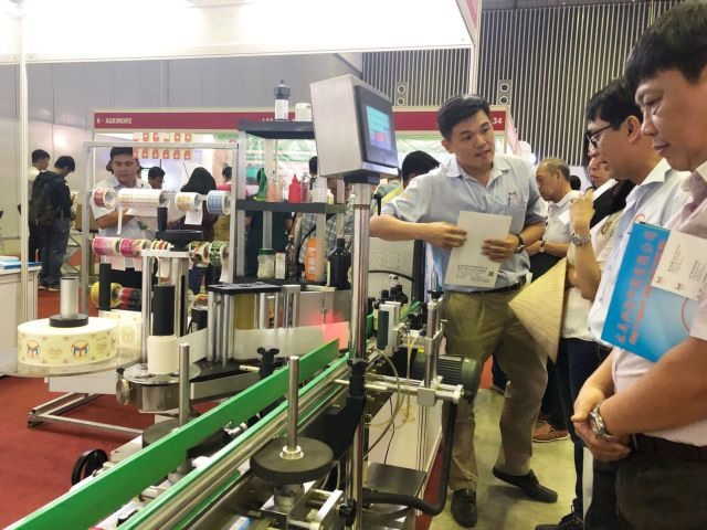 First intl exhibition on processing packaging and preserving food and agricultural products opens in HCM City