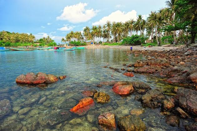 Hà Tiên City: unexplored gem in Mekong Delta