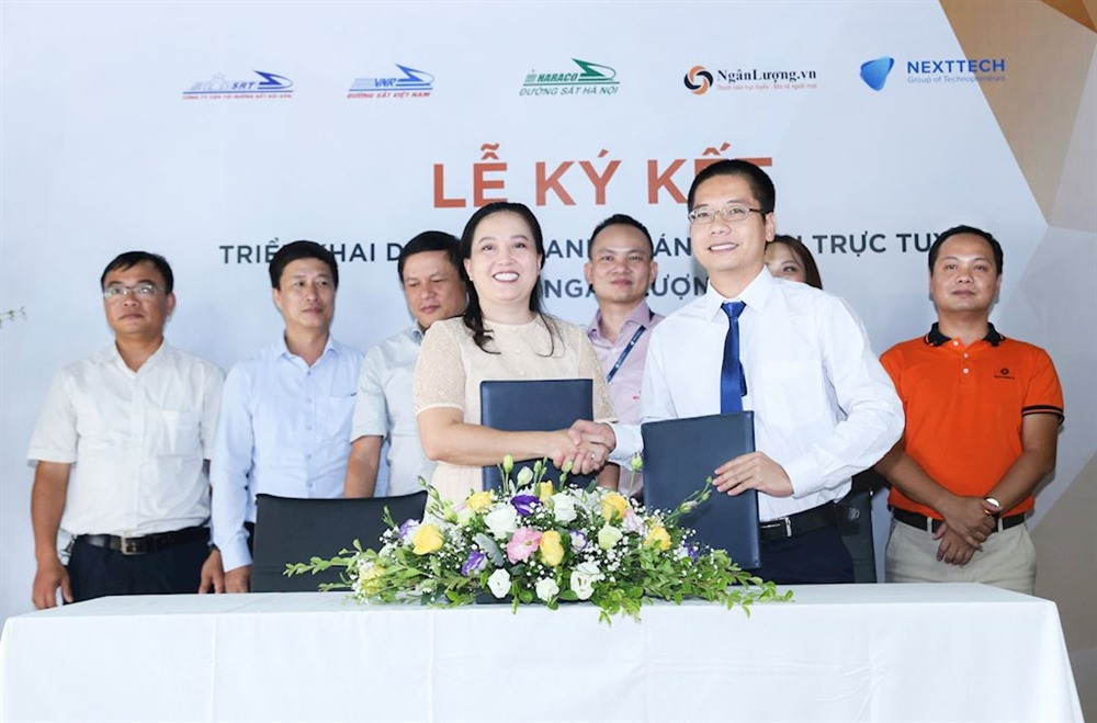 HARACO launches online payment service through NganLuong.vn
