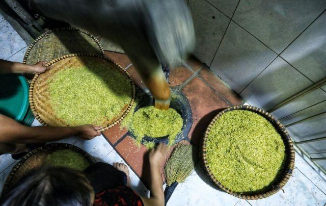 The nostalgia of cốm the flavour of autumn