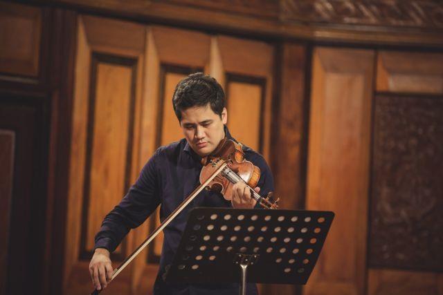 Violinist Bùi Công Duy to celebrate Beethovens birthday