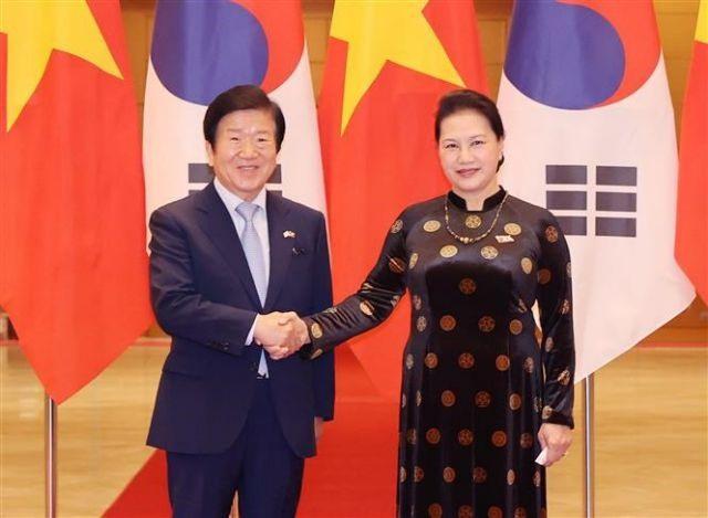 Việt Nam RoK pledgeto deepen bilateral relations