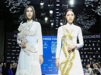VN Intl Fashion Week to open in HCM City next month