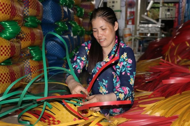 More than 300000 rurallabourersto receive vocational training in Long An