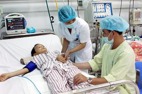 Antimicrobial resistance increases in VN mostly due to antibiotic overuse