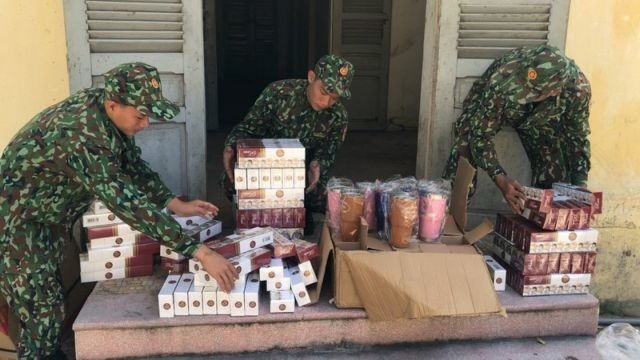 South cracks down on rising trade fraud smuggling as Tết nears