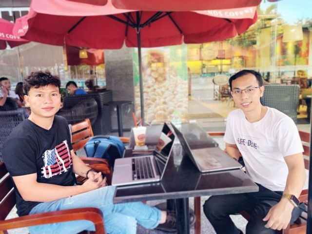 Passion forapplied technology creates start-up