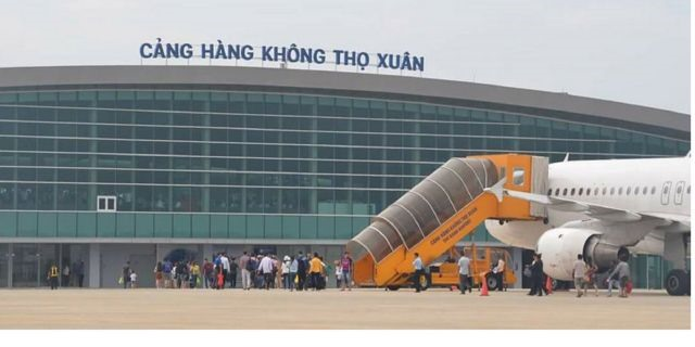 Thọ Xuân Airport strives to serve five million passengers per year by 2030
