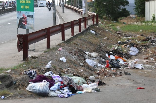 Cameras proveeffective to curb littering but more detailed regulations needed