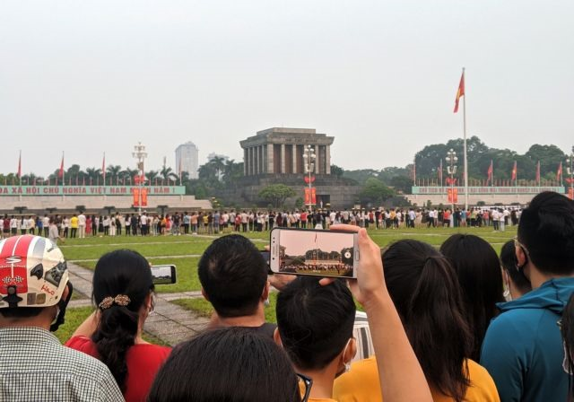 Congratulations pouring in on Việt Nams National Day