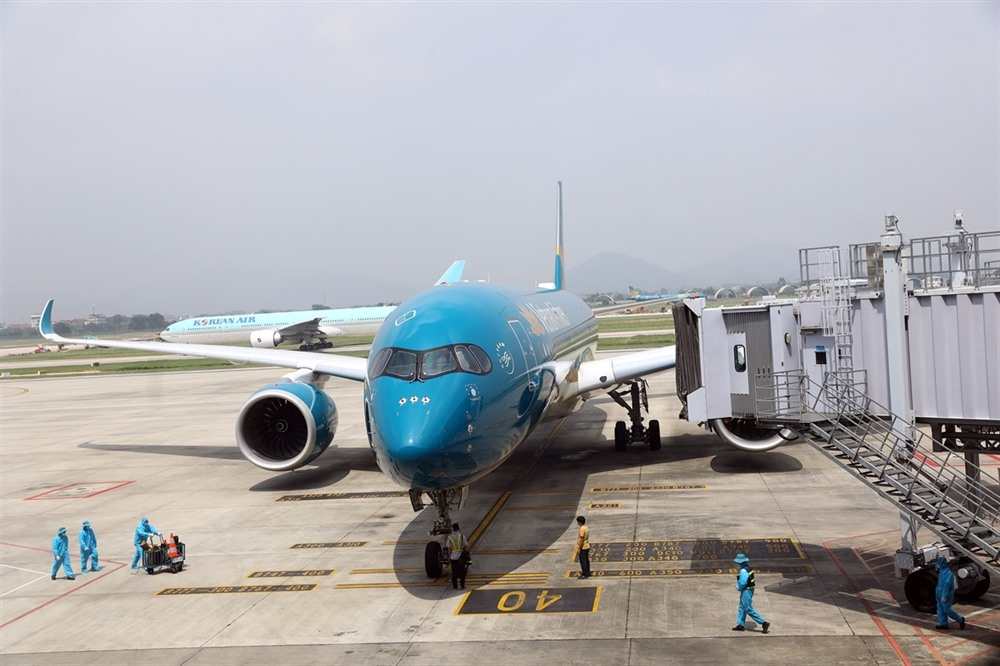 Aviation authority wants regular intl flights to resume right in fourth quarter
