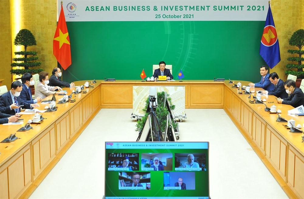 ASEAN companies must showcreativity: Deputy PM