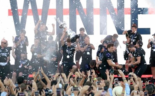 The Champions League is not plain sailing