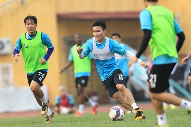 Struggling giants HàNội FC hopeCOVID-19 break gives them a lift