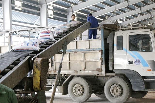 Market edges higher fertiliser stocks surge